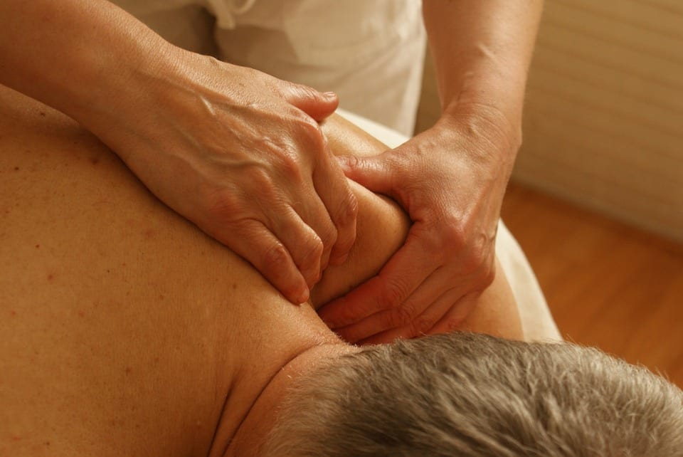 Massages Can Relieve Stress