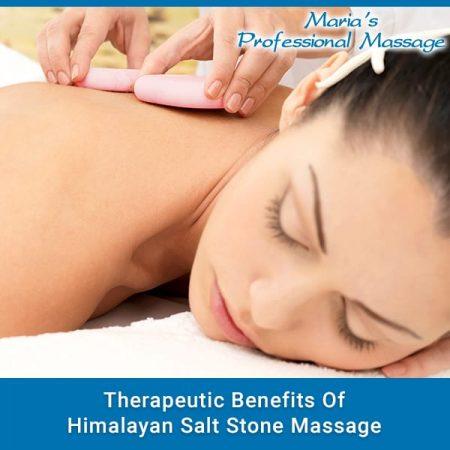 Therapeutic Benefits Of Himalayan Salt Stone Massage